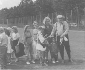 Kindervater Horst Riemer