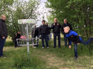 Disc-Golf in Ilsede