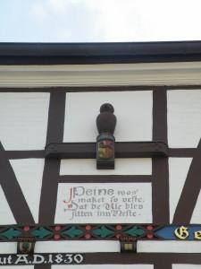 Stadtführung und Weinprobe am 07.05.2015